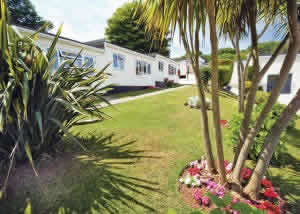 Brixham caravan holiday park